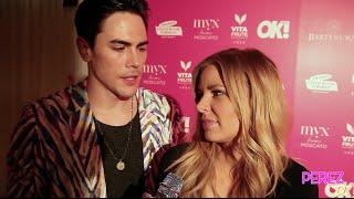 Vanderpump Rules' Tom Sandoval & Ariana Madix Shade Stassi, Talk Vail's Relationship With Chris Pine