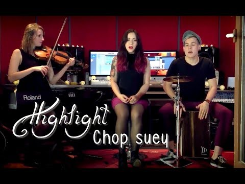 Highlight - Trio pop pour prestation musicale