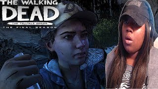 THE WALKING DEAD - THE FINAL SEASON | SEASON 4 - EPISODE 2 | SUFFER THE CHILDREN | PART 1