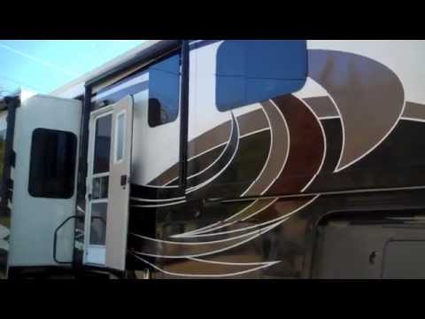 2014.5 DRV Mobile Suite 38RSSA Fifth Wheel RV
