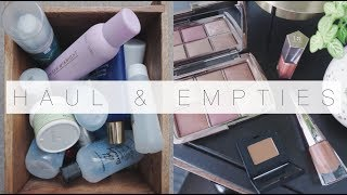New-In Beauty Haul, Try-On & Product Empties | The Anna Edit
