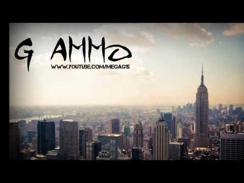 (HD) G-Ammo - Just Keeping Hip-Hop Alive (Underground Hip-Hop Beat)