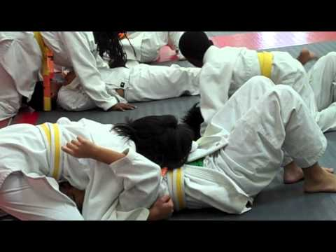 2010-10 Kids BJJ Drills (Baltimore Martial Arts) Image 1