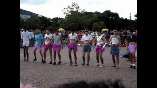 10° Trote Integrado CTC - Dança Automação 2010.1 - UFSC 2010