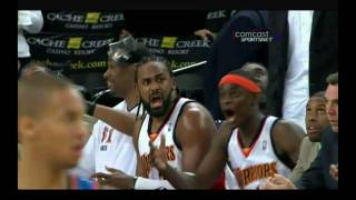 Ronny Turiaf Reaction After Refs Miss A Call