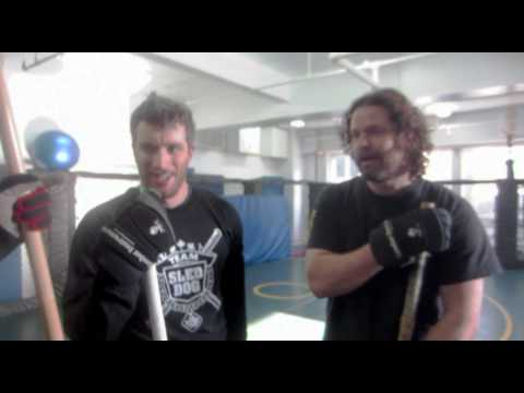 Dog Brothers 2nd Canadian Gathering of the Pack at Gelinas Academy of Mixed Martial Arts Image 1