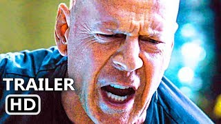 DEATH WISH Official Trailer # 2 (2018) Bruce Willis, Eli Roth Action Movie HD