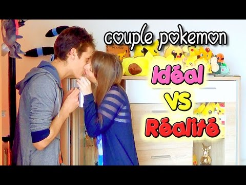 Couple Youtubeurs Pokémon : Idéal Vs Réalité video