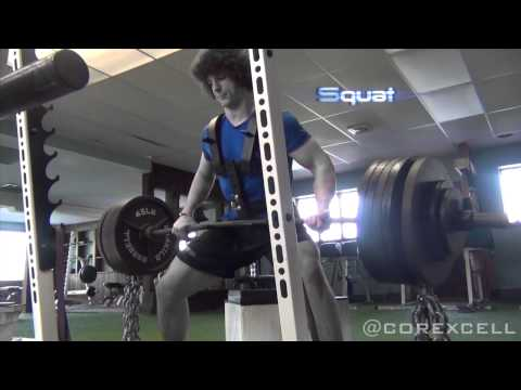 Corexcell LB Nick Sharga 565 Zercher Squat