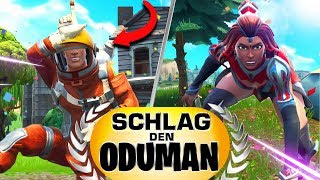 Oduman vs. Danergy ! l Fortnite Schlag den Raab !