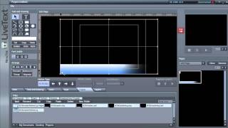 Newtek Live Text Editor 2 Brief Tutorial