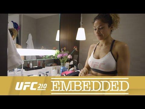 UFC 210 Embedded: Vlog Series - Episode 5