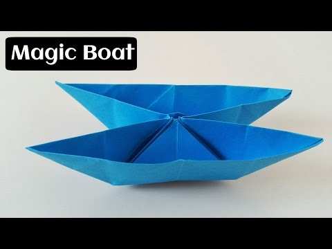 How To Make An Simple Origami Boat 3822269 114searchfo
