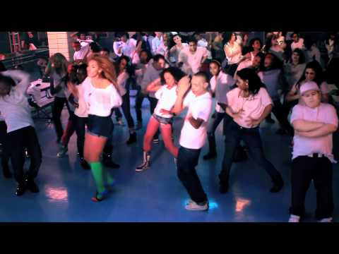 "Move Your Body"" Music Video with Beyoncé - OFFICIAL HD Let's Move!"