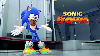 Sonic Boom | Sole Power | Episode 19 | Animated Series