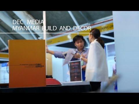 บริษัท DEC MEDIA - DEC MEDIA SHOWCASE ON MYANMAR - Interactive Condo Application&Touchscreen