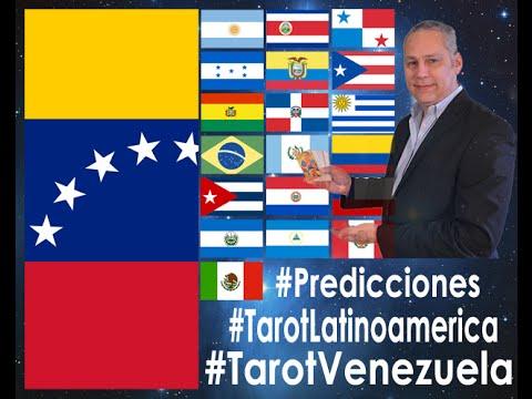 Predicciones Tarot Venezuela América Latina, Ricardo Latouche Tarot