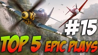 War Thunder TOP 5 EPIC PLAYS #15 Runway SLAYER