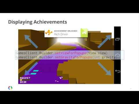Google I/O 2013 - New Developments in Mobile Gaming