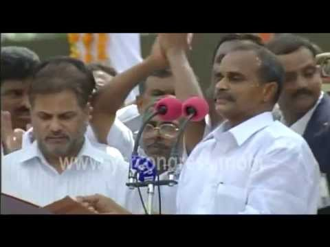 Ys Jagan Song (baga Baga Mande) video