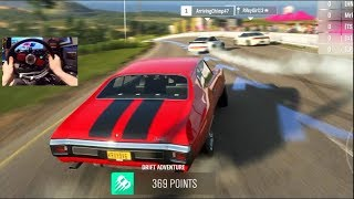 DRIFT ADVENTURE IS HERE!! - Best Lap Wins!! Forza Horizon 4 GoPro