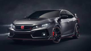 New Honda Civic Type R Official Pictures and Discussion!