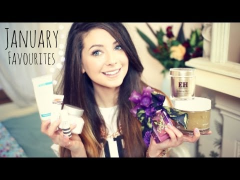 January Favourites | Zoella