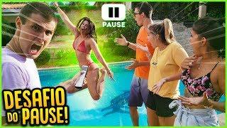 DESAFIO DO PAUSE COM TODOS DA CASA 24H!! [ REZENDE EVIL ]