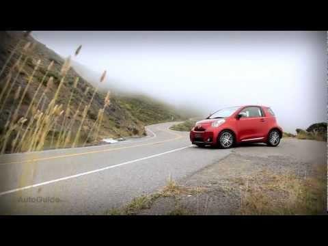2012 Scion IQ Review - A Smart-er form of urban transportation