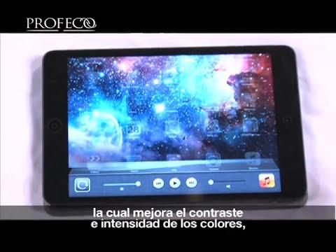Estudio de Calidad:La atracción de las tabletas electrónicas [Revista del Consumidor TV 42.1]