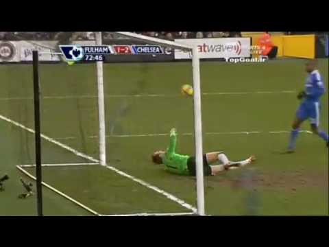 Lampard - Chelsea 2 x 2 Fulham (2008)
