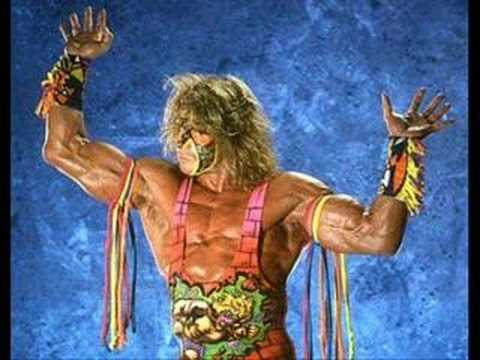 wwf ultimate warrior theme music