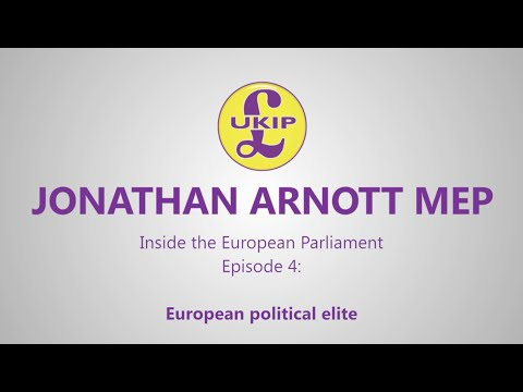 Inside the European Parliament - Episode 4: The European Political Elite