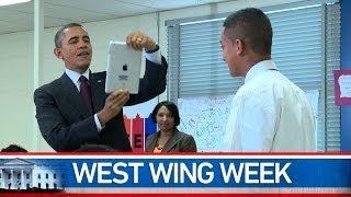 West Wing Week, 02/07/14 or