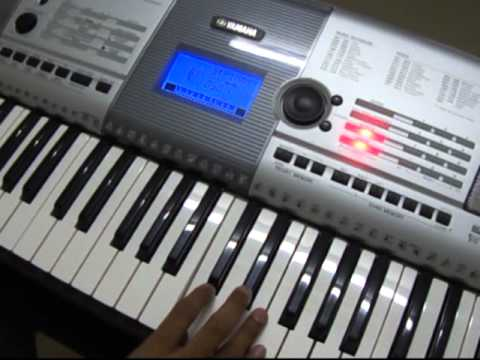 Play in Keyboard - Hindi - Bobby - Main Shayar To Nahin Song