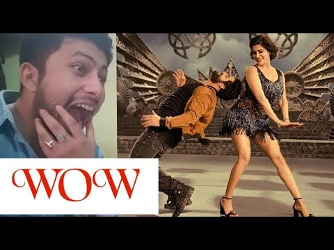Apple Beauty Song || North Indian Fan Reaction & Review | Jr. Ntr, Samantha, Mohanlal Sir || By leJB
