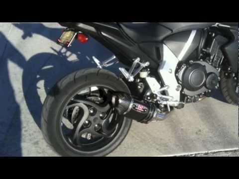 2012 CB1000R Yoshimura Exhaust