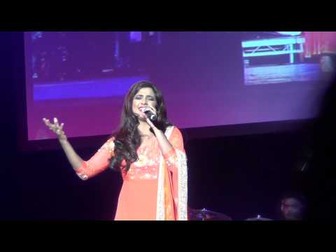 Bahara Bahara I Hate Love Story Shreya Ghoshal Live Manchester O2 Apollo Live May 2014 video