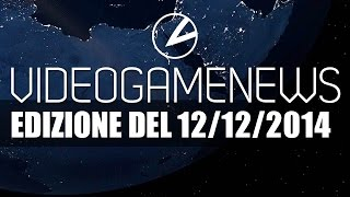 Videogame News – 12/12/2014 – Dying Light – The Evil Within – Bloodborne
