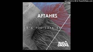 AFTAHRS - 2 Sides (Original Mix) [Play Groove Recordings]