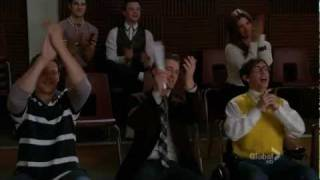 Watch Glee Cast I Kissed A Girl video