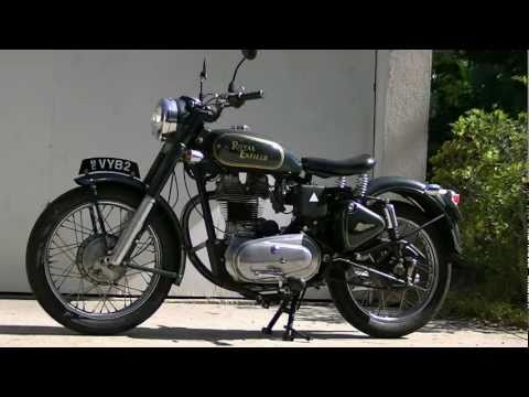 Royal Enfield Bullet 500 Classic Motorcycle Review