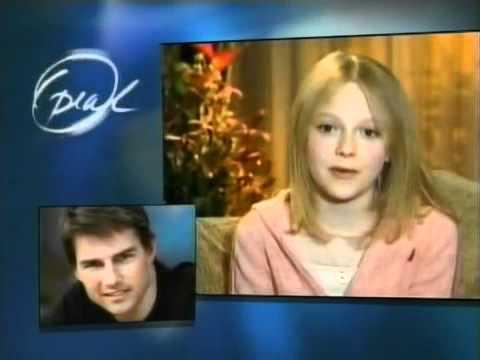 Dakota Fanning   Oprah 05/ 23/2005