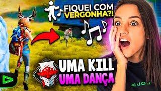 DANCEI??! UMA KILL UMA DANÇA NO FREE FIRE