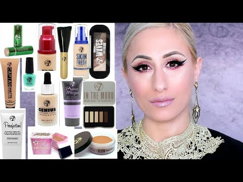 BEST & WORST OF W7 MAKEUP    BRAND OVERVIEW     DYNA