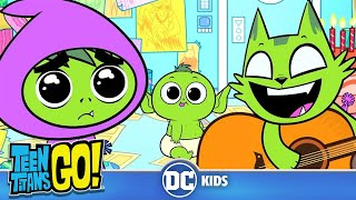 Teen Titans Go! | Adorable Beast Boy! | DC Kids