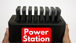 80000mAh Power Station Unboxing and Review