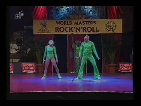 Katerina Fialova & Roman Kolb - World Masters München 2001