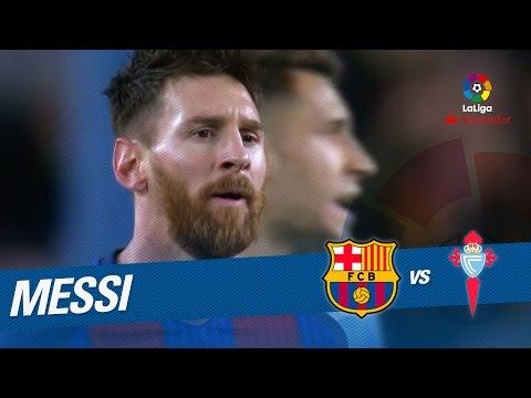 Golazo de Messi (5-0) FC Barcelona vs Celta de Vigo