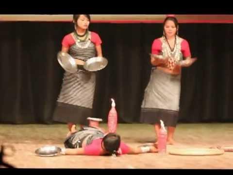 hojagiri dance from Tripura